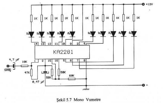 ka2281 circuit diagram